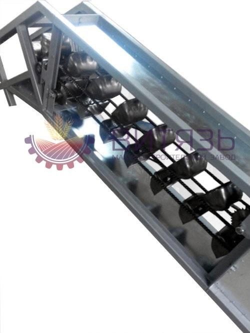 Транспортер цепные вертикальные блок управления светом транспортер