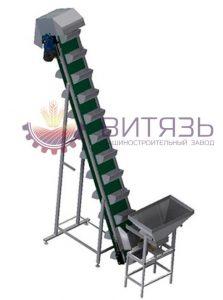 Транспортер ковшовый ТК-1 Витязь