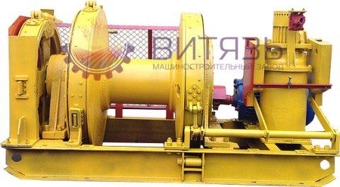 Лебедка вспомогательная ЛВУ-25 Витязь