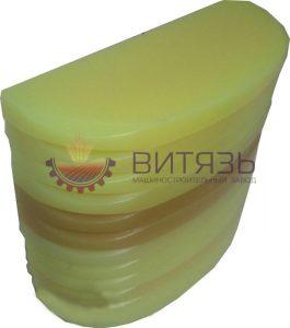 cкребок цепного транспортера полиуретановый Витязь 2