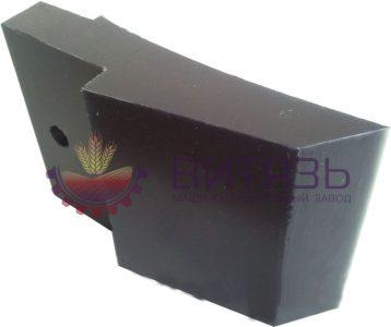 cкребок цепного транспортера полиуретановый Витязь
